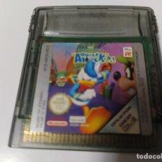 Videojuegos y Consolas: QUACK ATTACK NINTENDO GAMEBOY COLOR GBC. Lote 245642950