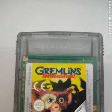 Videojuegos y Consolas: JUEGO GAMEBOY COLOR GREMLINS UNLEASHED NINTENDO. Lote 245709790