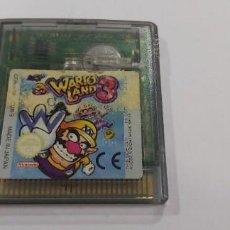 Videojuegos y Consolas: ANTIGUO JUEGO DE NINTENDO GAME BOY COLOR WARIO LAND 3. Lote 247194380