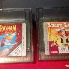 Videojuegos y Consolas: ANTIGUOS JUEGOS DE NINTENDO GAME BOY COLOR. Lote 248198190
