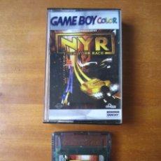 Videojuegos y Consolas: NEW YORK RACE (NINTENDO GAMEBOY COLOR). Lote 249251400