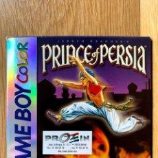 Videojuegos y Consolas: PRINCE OF PERSIA - GAME BOY COLOR. Lote 249479385