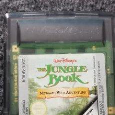 Videojuegos y Consolas: THE JUNGLE BOOK GAME BOY NINTENDO. Lote 251154740