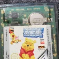 Videojuegos y Consolas: WINNIE THE POOH ADVENTURES IN THE 100 ACRE - GAME BOY GAMEBOY COLOR. Lote 251154990