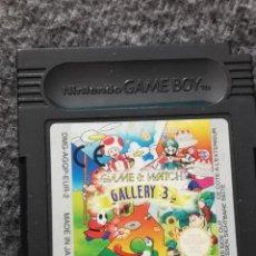Videojuegos y Consolas: GAME WATCH GALLERY 3 GAME BOY. Lote 251155180