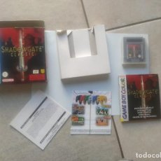Videojuegos y Consolas: SHADOWGATE CLASSICS GAMEBOY COLOR COMPLETO PAL-EUROPA. Lote 252353680