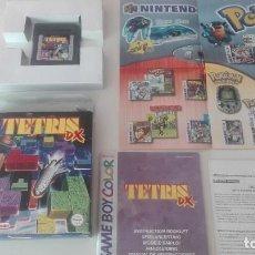 Videojuegos y Consolas: TETRIS DX, GAME BOY COLOR. Lote 252872540