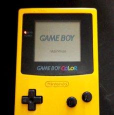 Videojuegos y Consolas: CONSOLA GAME BOY COLOR - MODEL Nº CGB-001 - NINTENDO 1998 GAMEBOY. Lote 253007510