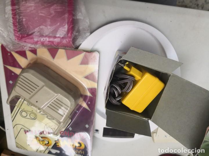 Videojuegos y Consolas: Pack 3 accesorios gameboy color lupa,altavoz y adaptador cargador de corriente - Foto 2 - 253455390