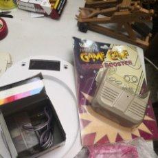Videojuegos y Consolas: PACK 3 ACCESORIOS GAMEBOY COLOR LUPA,ALTAVOZ Y ADAPTADOR CARGADOR DE CORRIENTE. Lote 253455690