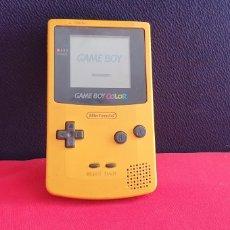 Videojuegos y Consolas: NINTENDO GAME BOY COLOR FUNCIONA. Lote 254176435