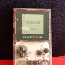 Videojuegos y Consolas: NINTENDO GAME BOY COLOR FUNCIONA. Lote 257431105