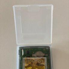 Videojuegos y Consolas: LOTE JUEGO GAME BOY HARRY POTTER CHAMBER OF SECRETS. Lote 257826720