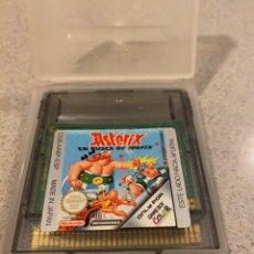 Videojuegos y Consolas: LOTE JUEGO GAME BOY COLOR ASTERIX EN BUSCA DE IDEFIX. Lote 257831010