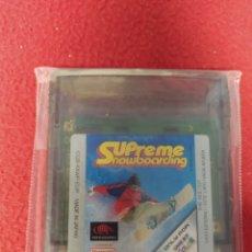 Videojuegos y Consolas: SUPREME NOWBOARDING. Lote 258990605