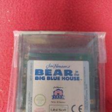 Videojuegos y Consolas: BEAR BIG BLUE HOUSE. Lote 258991700