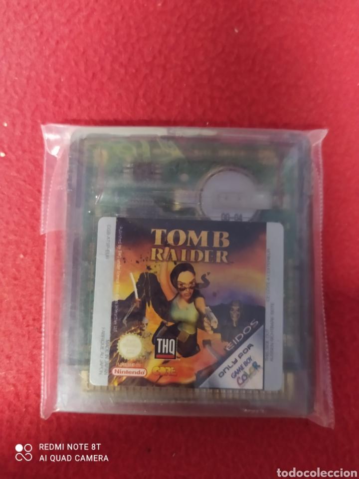 TOMB RAIDER (Juguetes - Videojuegos y Consolas - Nintendo - GameBoy Color)