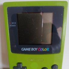 Videogiochi e Consoli: CONSOLA GAMEBOY VERDE LEER!. Lote 260554775
