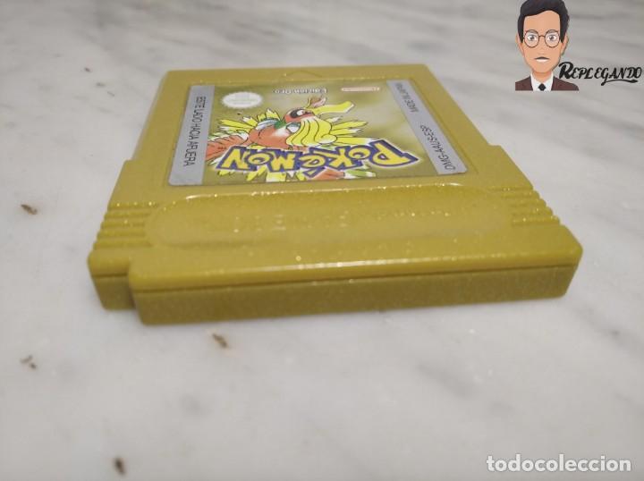 Videojuegos y Consolas: POKEMON EDICIÓN ORO JUEGO PARA NINTENDO GAMEBOY (GAME BOY COLOR) CON MANUAL DE REGALO. - Foto 6 - 261122885