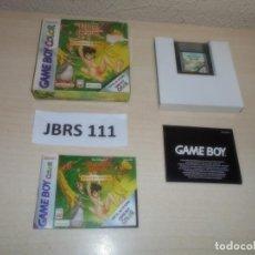 Videojuegos y Consolas: GAMEBOY COLOR - EL LIBRO DE LA SELVA - LAS AVENTURAS DE MOWGEI , PAL ESPAÑOL , COMPLETO. Lote 262047095