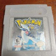Videojuegos y Consolas: GAME BOY POKEMON PLATA EN INGLES. Lote 262299945