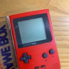 Videojuegos y Consolas: GAMEBOY COLOR - ROJO. Lote 262904355