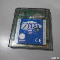 Videogiochi e Consoli: JUEGO GAME BOY ZELDA AGES. Lote 266930329