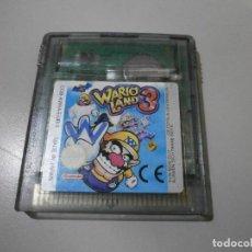 Videogiochi e Consoli: JUEGO GAME WARIOLAND 3. Lote 266930674