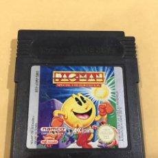 Videojuegos y Consolas: PAC MAN SPECIAL COLOUR EDITION GAME BOY - SEMINUEVO -. Lote 267266494