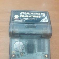 Videojuegos y Consolas: STAR WARS EPISODE I RACER GAME BOY COLOR CARTUCHO. Lote 267506064