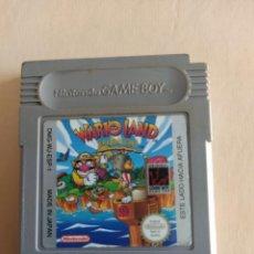 Videojuegos y Consolas: WARIO LAND NINTENDO GAMEBOY COLOR GBC GAMEBOY. Lote 268804209