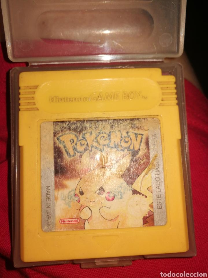 JUEGO GAME BOY POKEMON (Juguetes - Videojuegos y Consolas - Nintendo - GameBoy Color)