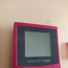 Videojuegos y Consolas: NINTENDO GAMEBOY COLOR GBC GAMEBOY. Lote 268938674