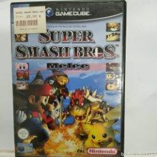 Videogiochi e Consoli: REFCUBE.5 SUPER SMASH BROS MELEE JUEGO NINTEDO GAME CUBE SEGUNDAMANO. Lote 269101163