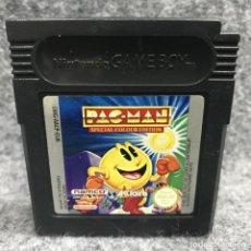 Videojuegos y Consolas: PAC MAN SPECIAL COLOUR EDITION NINTENDO GAME BOY COLOR. Lote 269685688