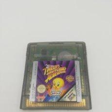 Videojuegos y Consolas: TWEETYS HIGHFLYING ADVENTURE GAME BOY COLOR NINTENDO. Lote 269723378
