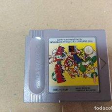Videojuegos y Consolas: MARIO Y YOSHI NINTENDO GAMEBOY COLOR GBC GAMEBOY. Lote 270242373