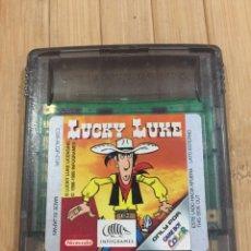 Jeux Vidéo et Consoles: LUCKY LUKE GAME BOY COLOR - SEMINUEVO -. Lote 273305603
