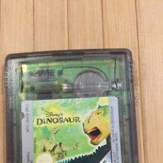 Videojuegos y Consolas: DINOSAUR GAME BOY COLOR - SEMINUEVO -. Lote 273305813