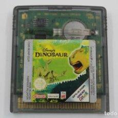 Videojuegos y Consolas: NINTENDO GAME BOY COLOR DINOSAUR SOLO CARTUCHO PAL EUR. Lote 273454898