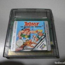 Videojuegos y Consolas: GAME BOY COLOR ASTERIX. Lote 273711848