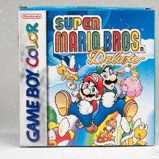 Videojuegos y Consolas: SUPER MARIO BROS DELUXE / GAMEBOY COLOR. Lote 273729883