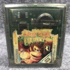 Videojuegos y Consolas: DONKEY KONG COUNTRY NINTENDO GAME BOY COLOR GBC. Lote 273769603