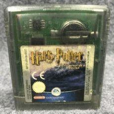 Videojuegos y Consolas: HARRY POTTER Y LA PIEDRA FILOSOFAL NINTENDO GAME BOY COLOR GBC. Lote 273769638
