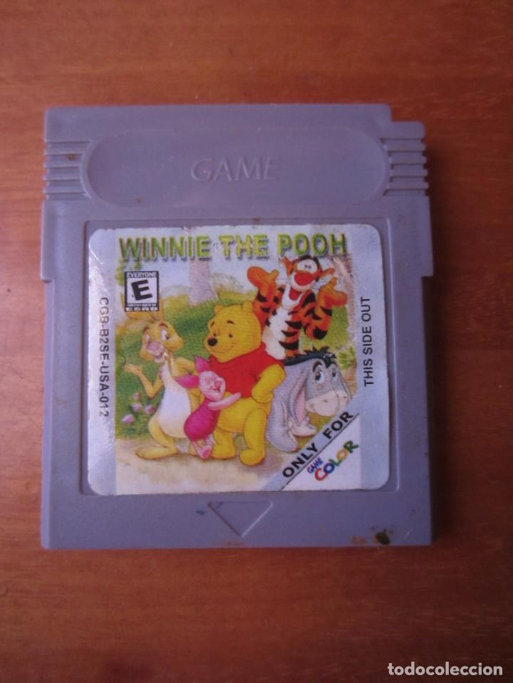 WINNIE THE POOH (NINTENDO GAMEBOY COLOR) GENERICO (Juguetes - Videojuegos y Consolas - Nintendo - GameBoy Color)