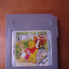 Videojuegos y Consolas: WINNIE THE POOH (NINTENDO GAMEBOY COLOR) GENERICO. Lote 275342798