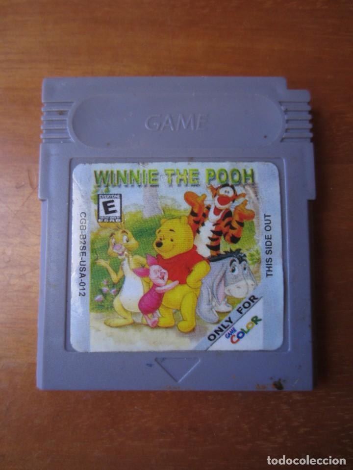Videojuegos y Consolas: Winnie the Pooh (Nintendo Gameboy Color) Generico - Foto 2 - 275342798