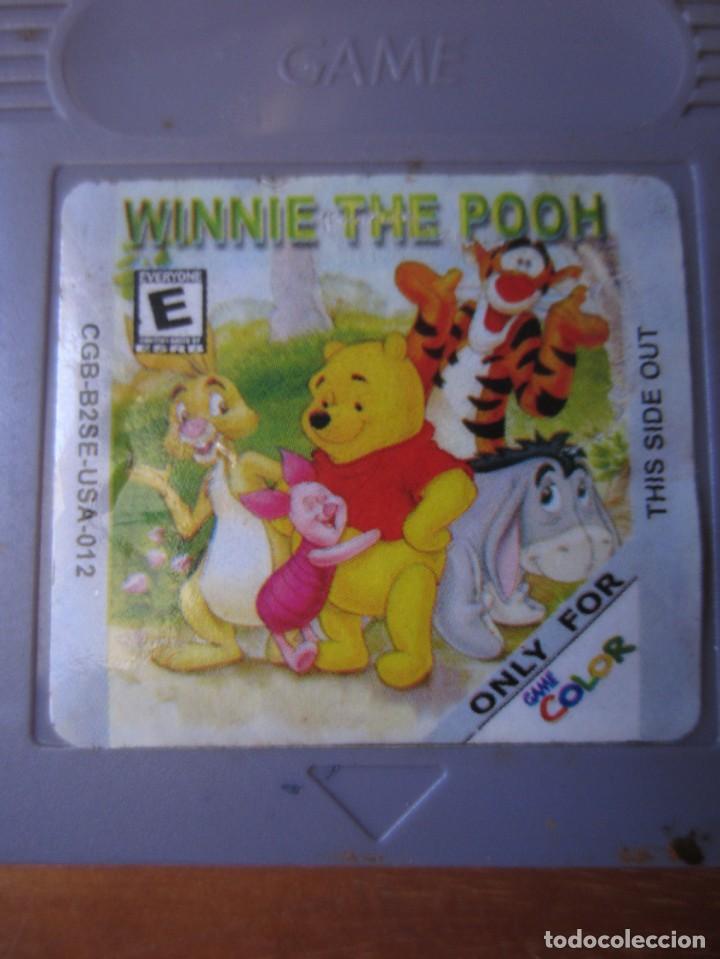 Videojuegos y Consolas: Winnie the Pooh (Nintendo Gameboy Color) Generico - Foto 3 - 275342798
