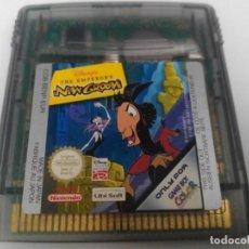 Videojuegos y Consolas: THE EMPEROR'S NEW GROOVE GAME BOY COLOR NINTENDO. Lote 275618023