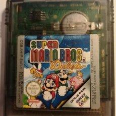 Videojuegos y Consolas: SUPER MARIO BROS DELUXEJUEGO NINTENDO GAME BOY. Lote 276177608